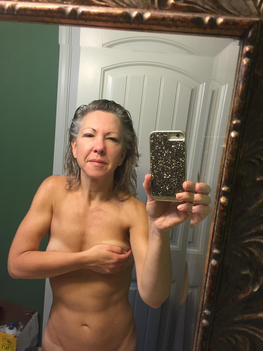 Nude Selfie 5806