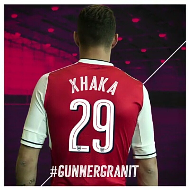 finest selection 62229 43722 New Arsenal signing handed new squad number | Arsenal ...