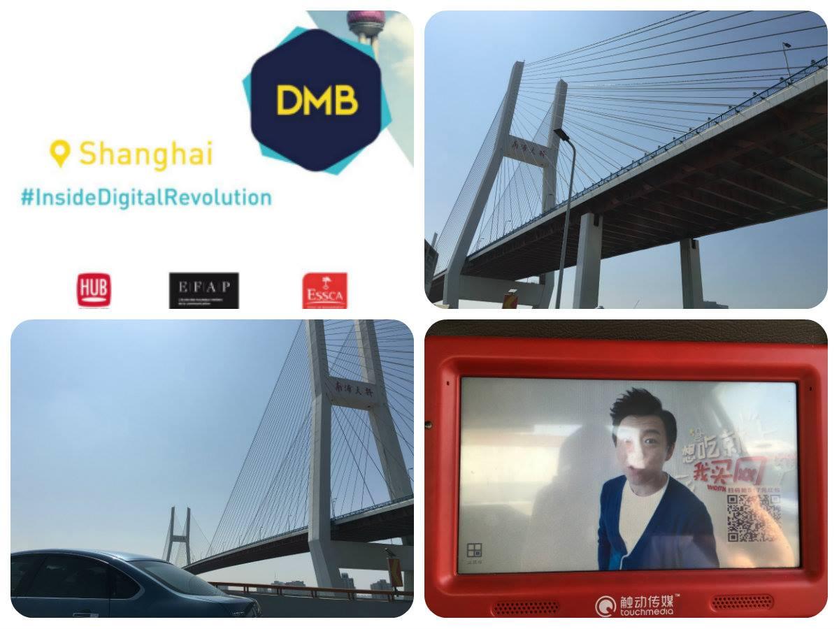 11-14/05 Lancement #MBADMB #Shanghai la Volonté de créer une 1ere mondiale : Bridge Europe/China https://t.co/x4fWIhE9NB