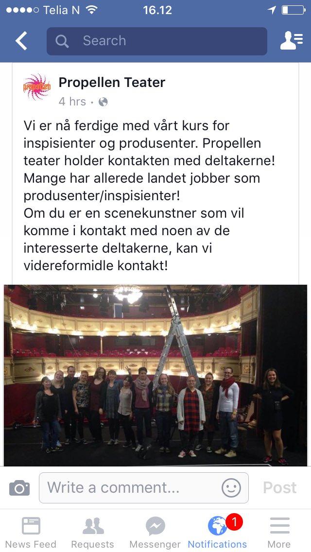 propellen teater