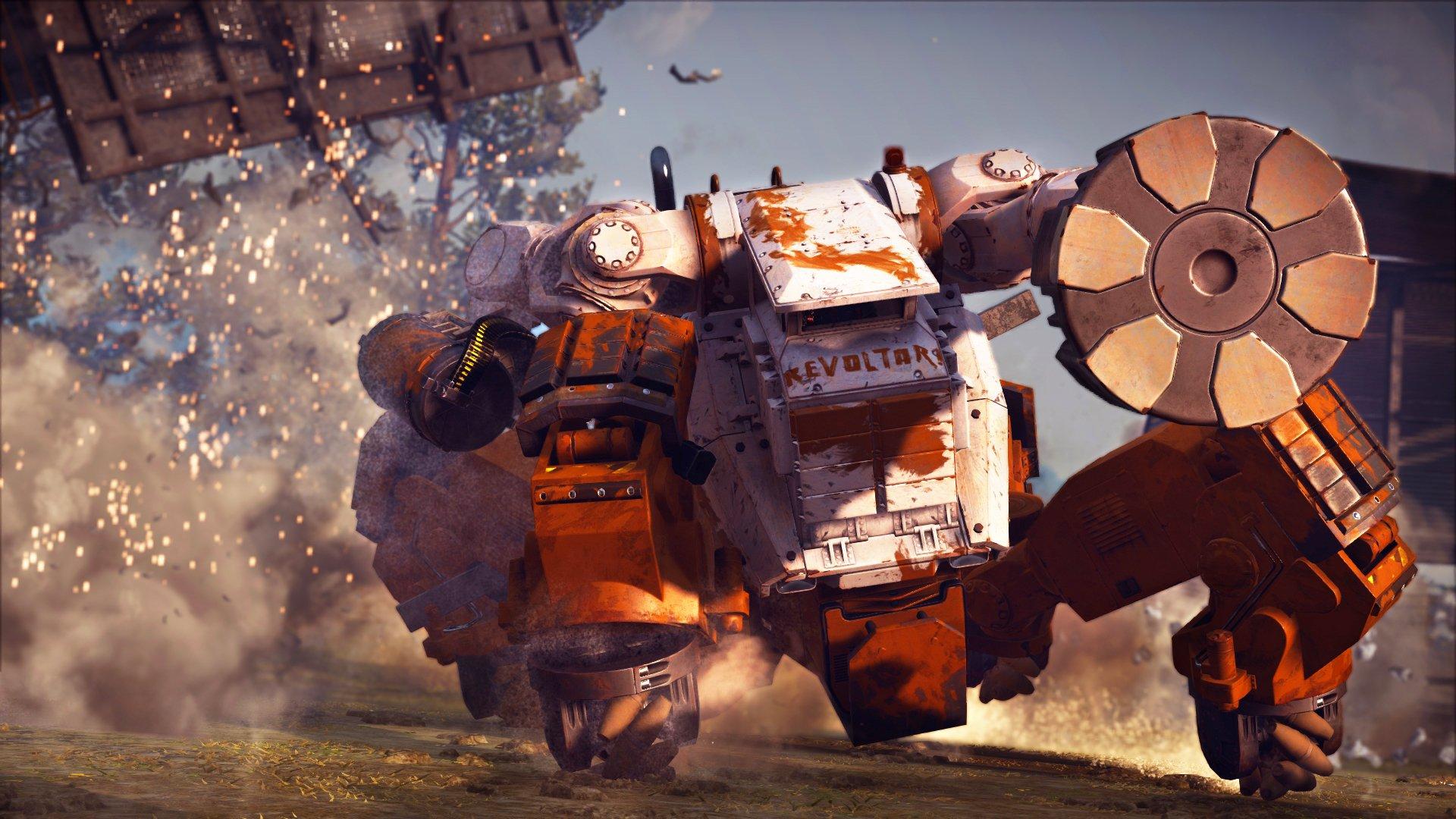 Just Cause 3 'Mech Land Assault' DLC Launch Trailer 2