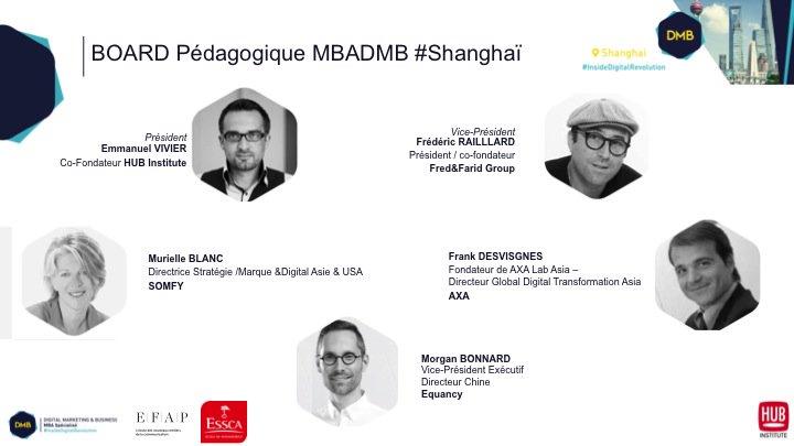 #Shanghai #MBADMB a Unique pedagogic board ! #InsideDigitalRevolution Open to international Studiant #FullEnglish https://t.co/MIaoJ711sy
