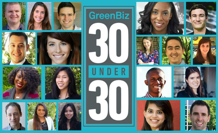 Here are 30 of today's best & brightest emerging leaders in #sustainable #business https://t.co/If6ZZQqYOv #GrnBz https://t.co/dl3ZSIg6ew