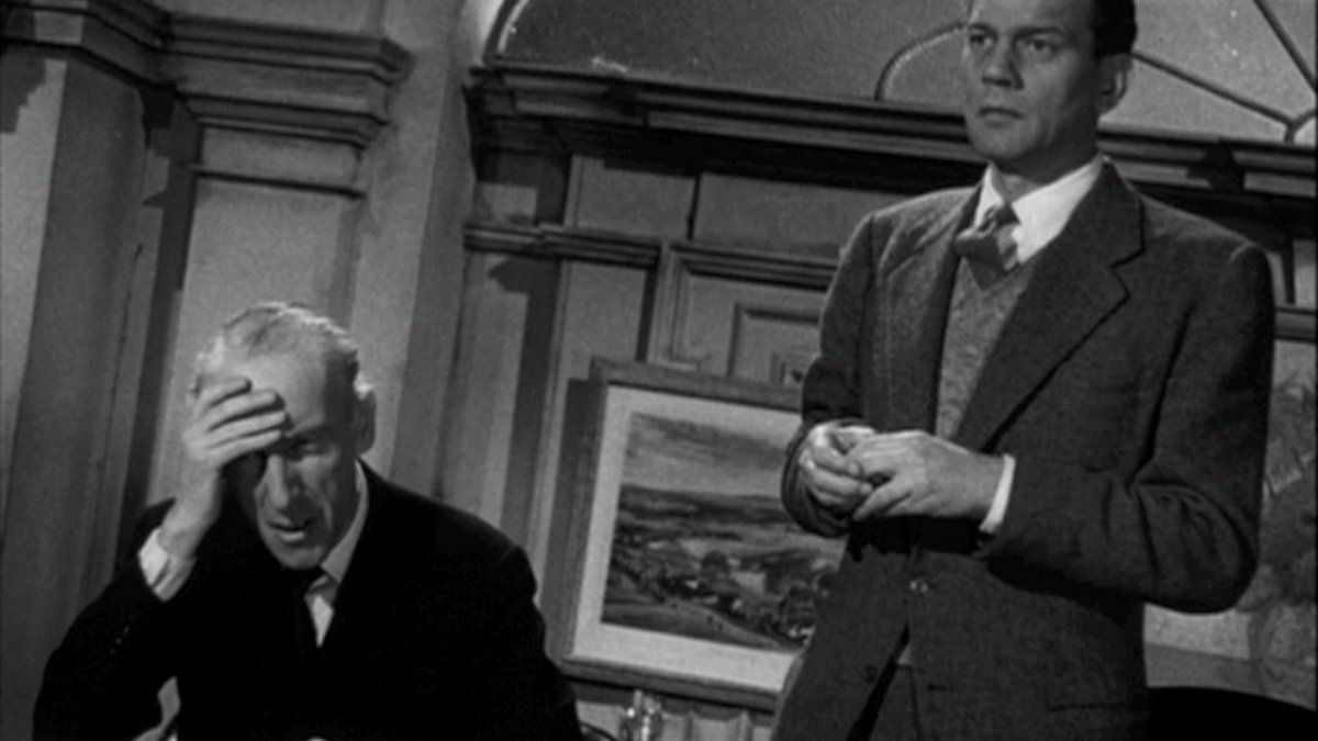 """???? ???????? on Twitter: """"Whenever I go back to work after a  long weekend I feel like Wilfrid Hyde-White in THE THIRD MAN (1949)… """""""