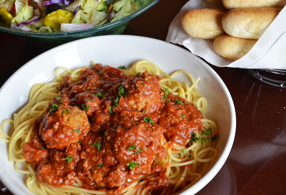 Olive Garden On Twitter Giving Is Always In Season In 2015 We Donated Enough Meatballs To