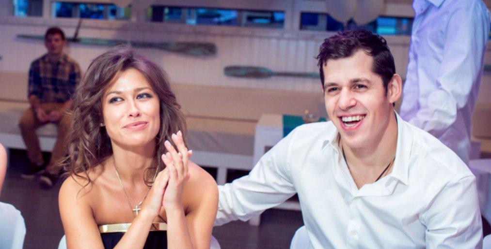 евгений малкин с женой фото зрение считается