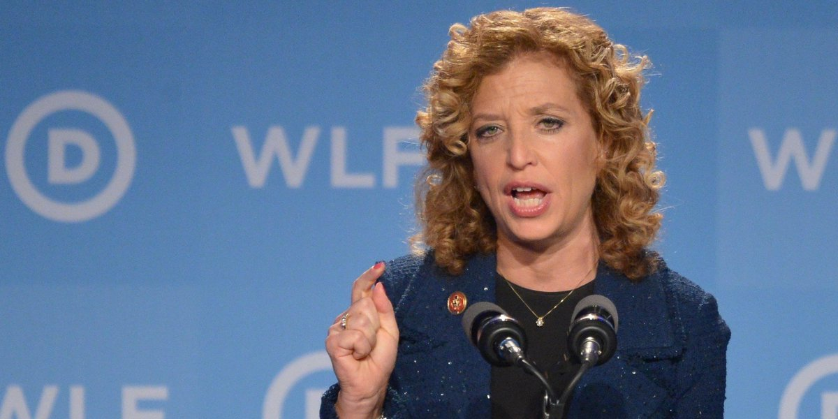 Florida's Wasserman Schultz Under Fire