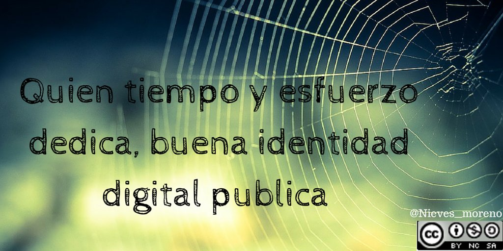 #IDenRed Cuida tu identidad digital https://t.co/WnjviiQ8Ps