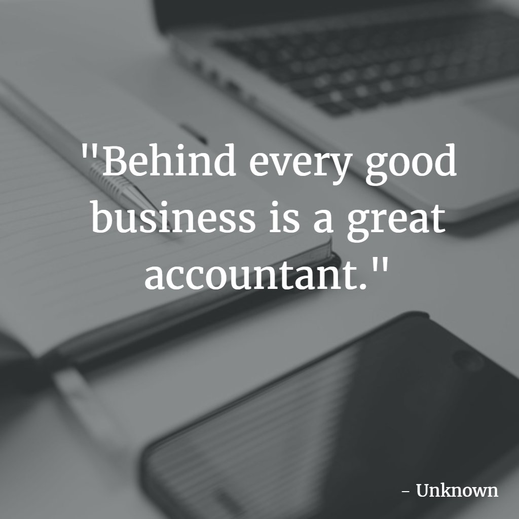 how to be a good accountant pdf