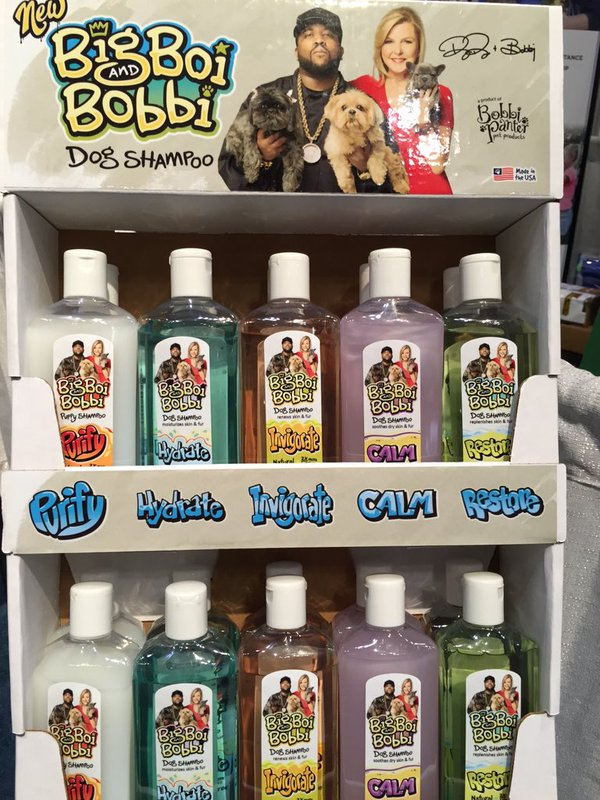 Coming Soon!! @BigBoi  & @BobbiPanter New Product Line!! @BigBoiAndBobbi #SoFreshSoClean https://t.co/zGrndGI1K3