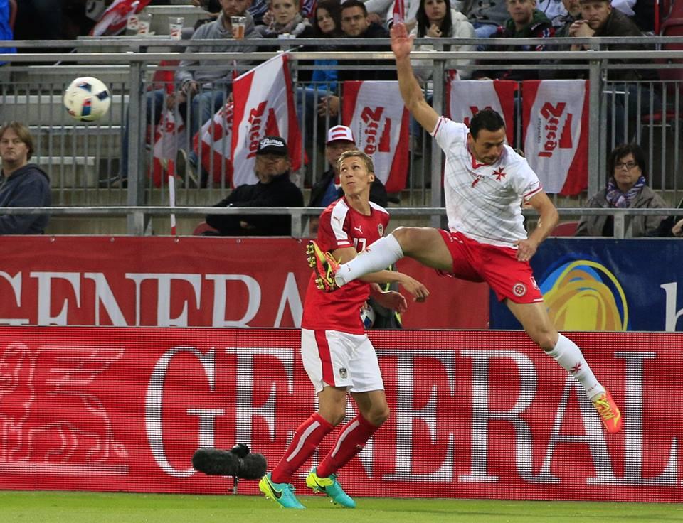 Österreich gegen Malta ohne Mühe