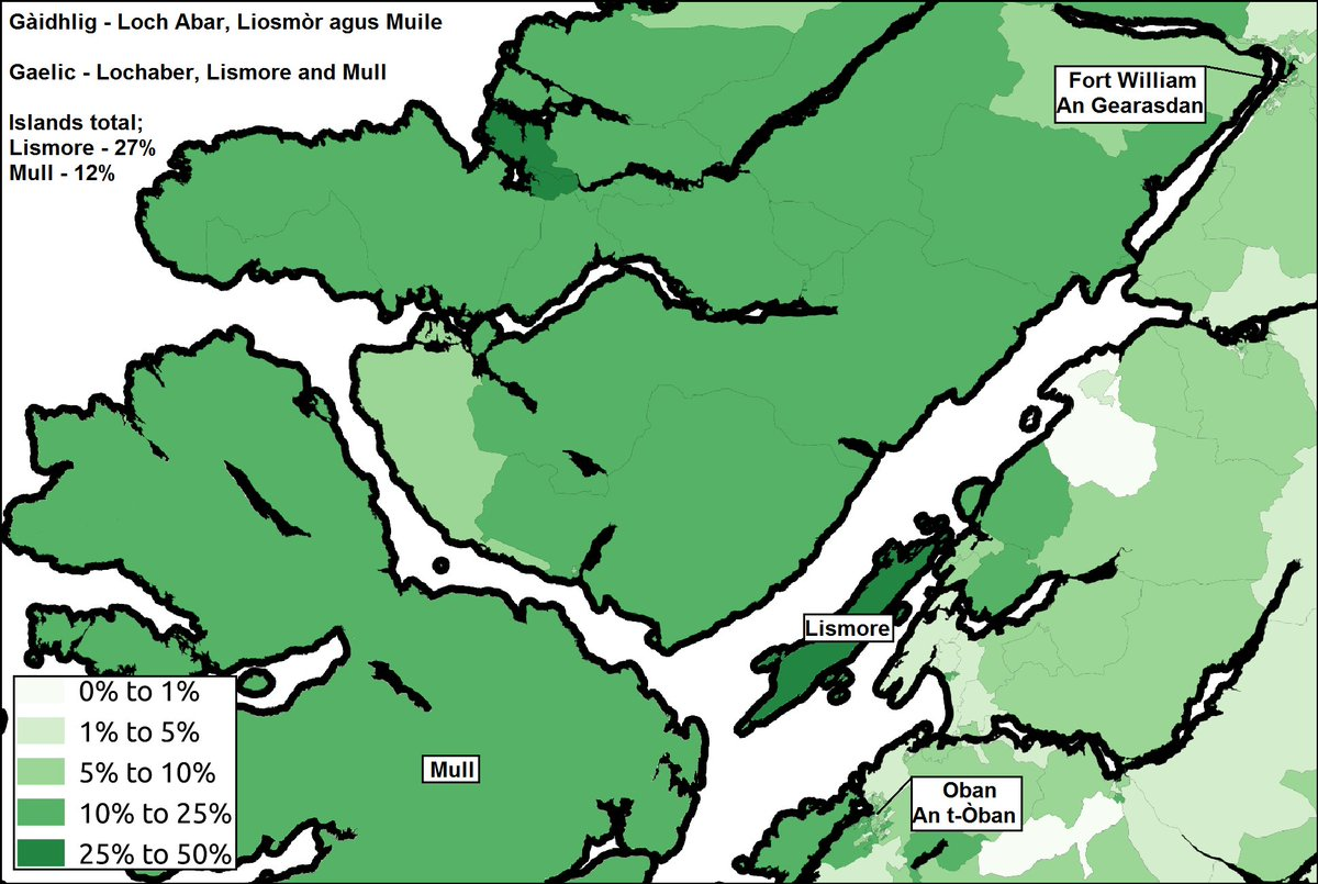 Lochaber Scotland Map.Uk Language Maps On Twitter Gaelic Gaidhlig Lochaber Oban