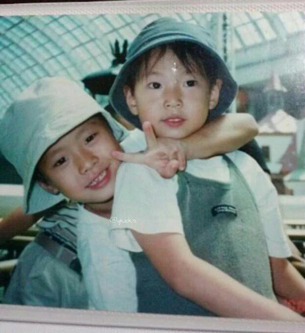 PIC] Pre-debut #NCTU #DOYOUNG ภาพ Pre-debut ของโดยองค่ะ