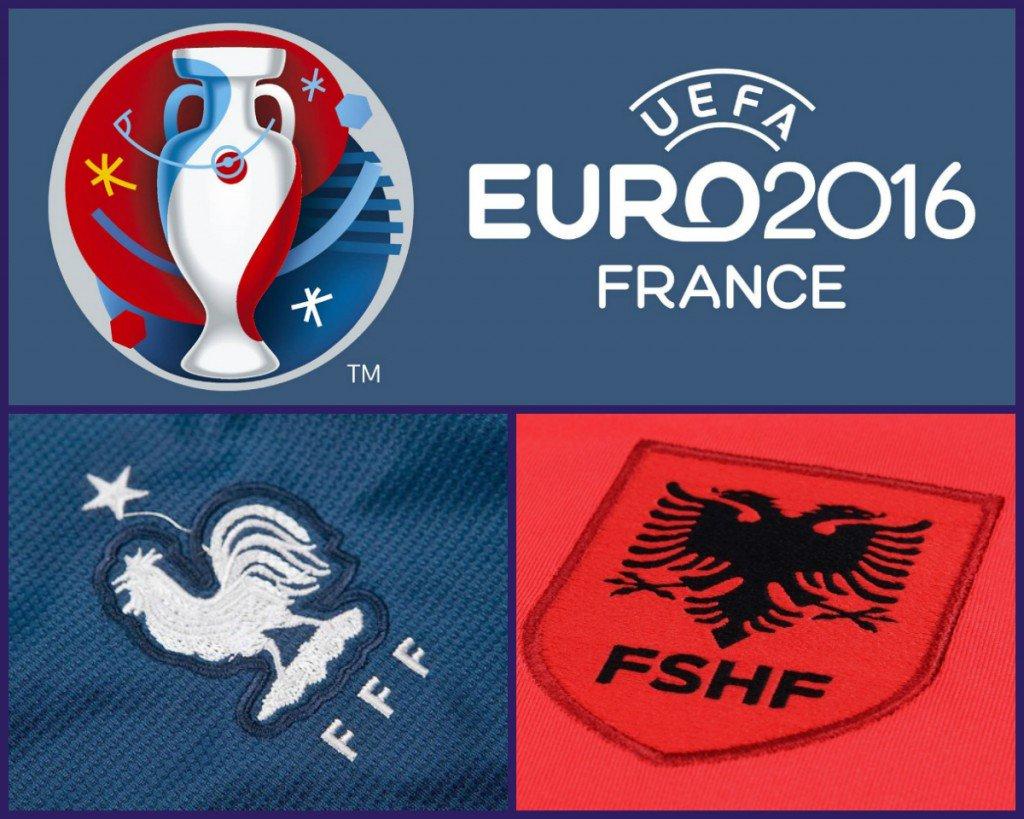 Diretta FRANCIA ALBANIA Streaming gratis Oggi in TV 15 giugno EURO 2016