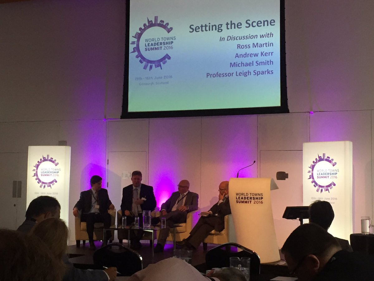 "Panel discussion #WTLS16 ""we ignore the connectivity of places at our peril"" @sparks_stirling https://t.co/AahTd5eSrl"