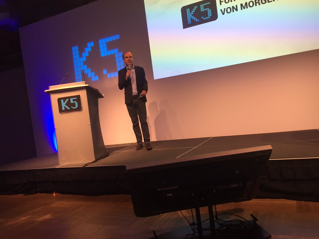 Thumbnail for K5 2016 #K5BLN