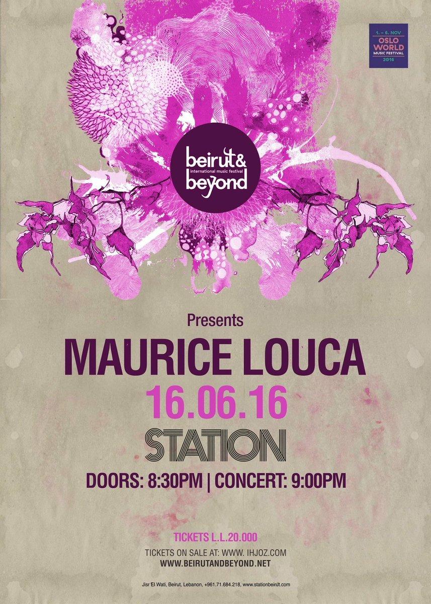 Maurice Louca on Twitter: