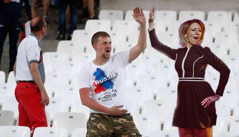 В беспорядках в Марселе на Евро-2016 участвовали 150 российских болельщиков, но задержать никого не удалось, - французская прокуратура - Цензор.НЕТ 2742