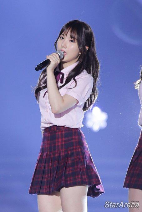 EUNHA (은하) / Jung Eunbi (정은비)