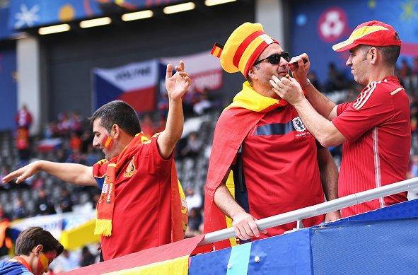 EURO 2016: SPAGNA REPUBBLICA CECA Streaming Gratis Rojadirecta, guarda Diretta Calcio LIVE TV Oggi con smartphone, tablet e pc