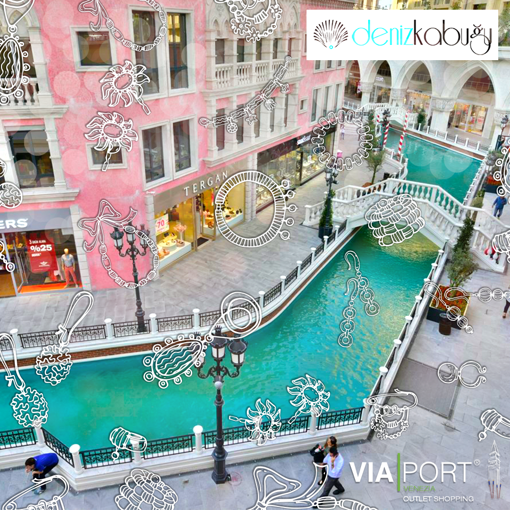Venezia mega outlet on twitter kl n z tamamlayacak for Istanbul venezia