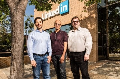 Microsoft to buy LinkedIn for $26.2B in cash, makes big move into enterprise social media https://t.co/FCV6MXsz1h https://t.co/0HmZ9EOvfG