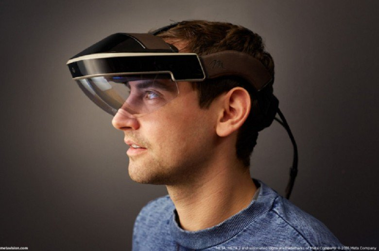 Meta raises $50M for its next-generation augmented reality headset