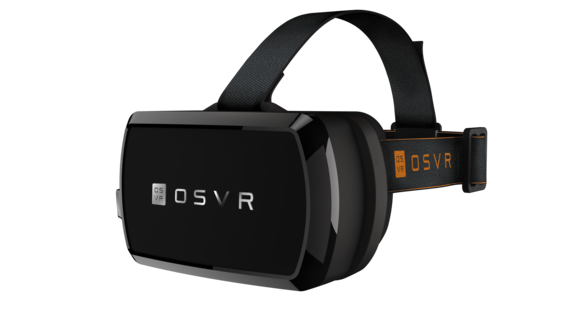 Razer's new open-source VR headset mirrors the Oculus Rift, but costs $200 less
