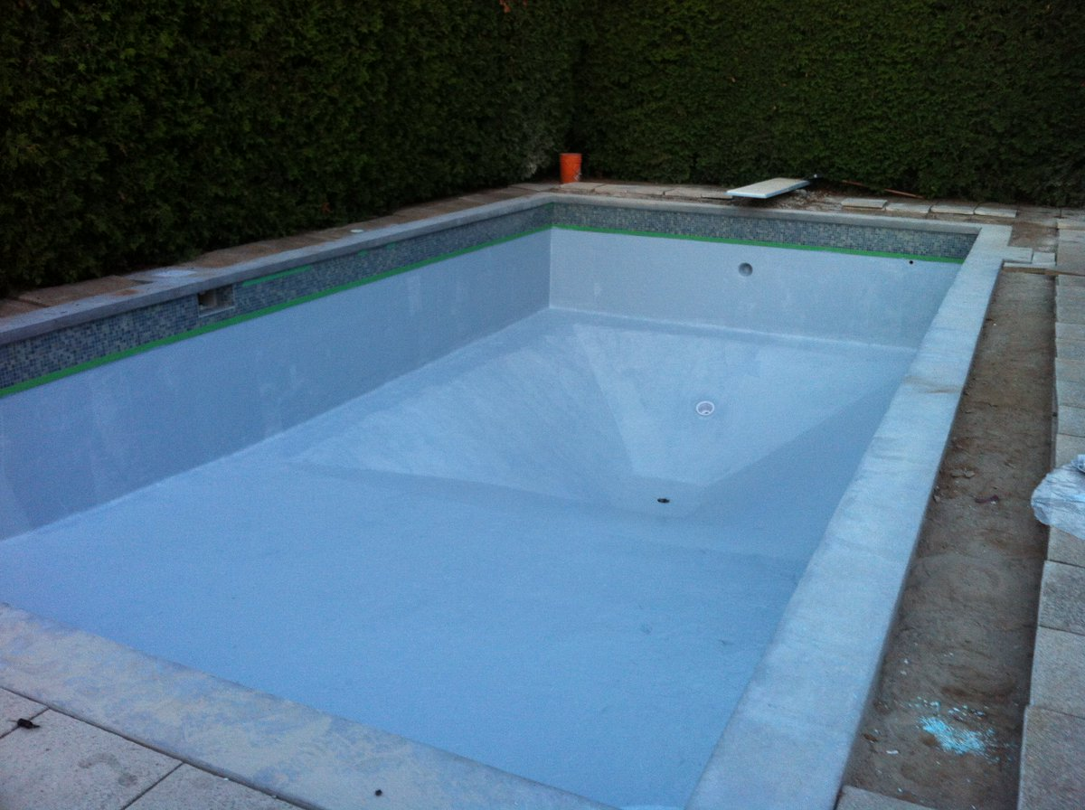 45 design fortyfivedesign twitter - Swimming pool paint for concrete pools ...