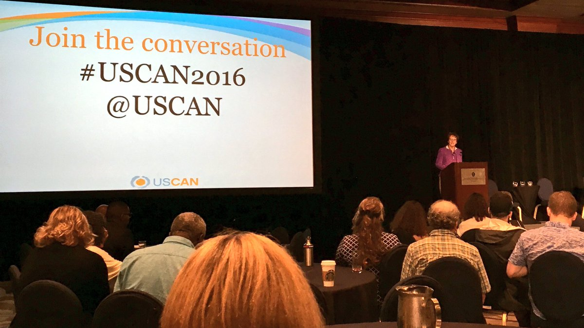 """We want to help lead in the expanding of your movement.""—@MaryKayHenry of @SEIU at #USCAN2016 https://t.co/FjKXQVdz8y"