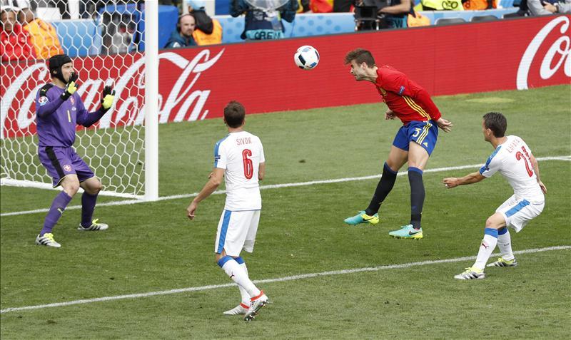Video: Tây Ban Nha vs Cộng Hòa Séc