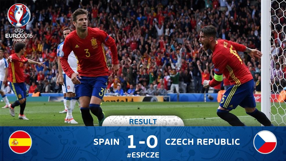 Euro 2016 • Espagne Vs République Tchèque Ck1sArQWYAAtde5
