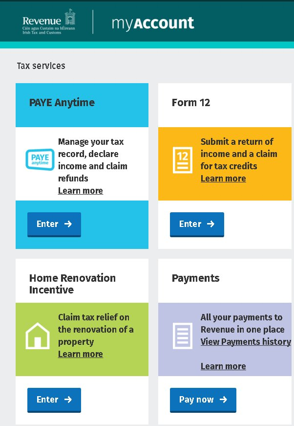 Revenue On Twitter Myaccount A New Way To Pay Your Taxes