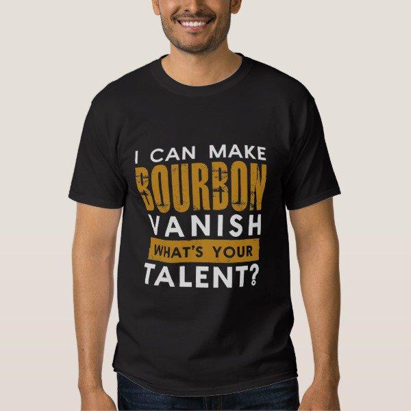 I CAN MAKE BOURBON VANISH. WHAT'S YOUR TALENT?   Shop @ https://t.co/6CndJDjUHT   #bourbon #drinks   https://t.co/OayNhAx5kj | ONLINE STORE: https://t.co/KMMrsPssIs