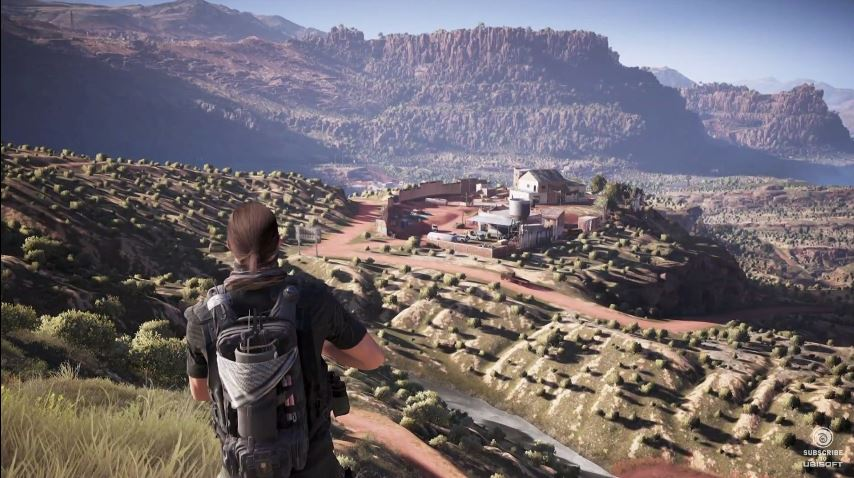 Ghost Recon Wildlands Released Date Revealed 1