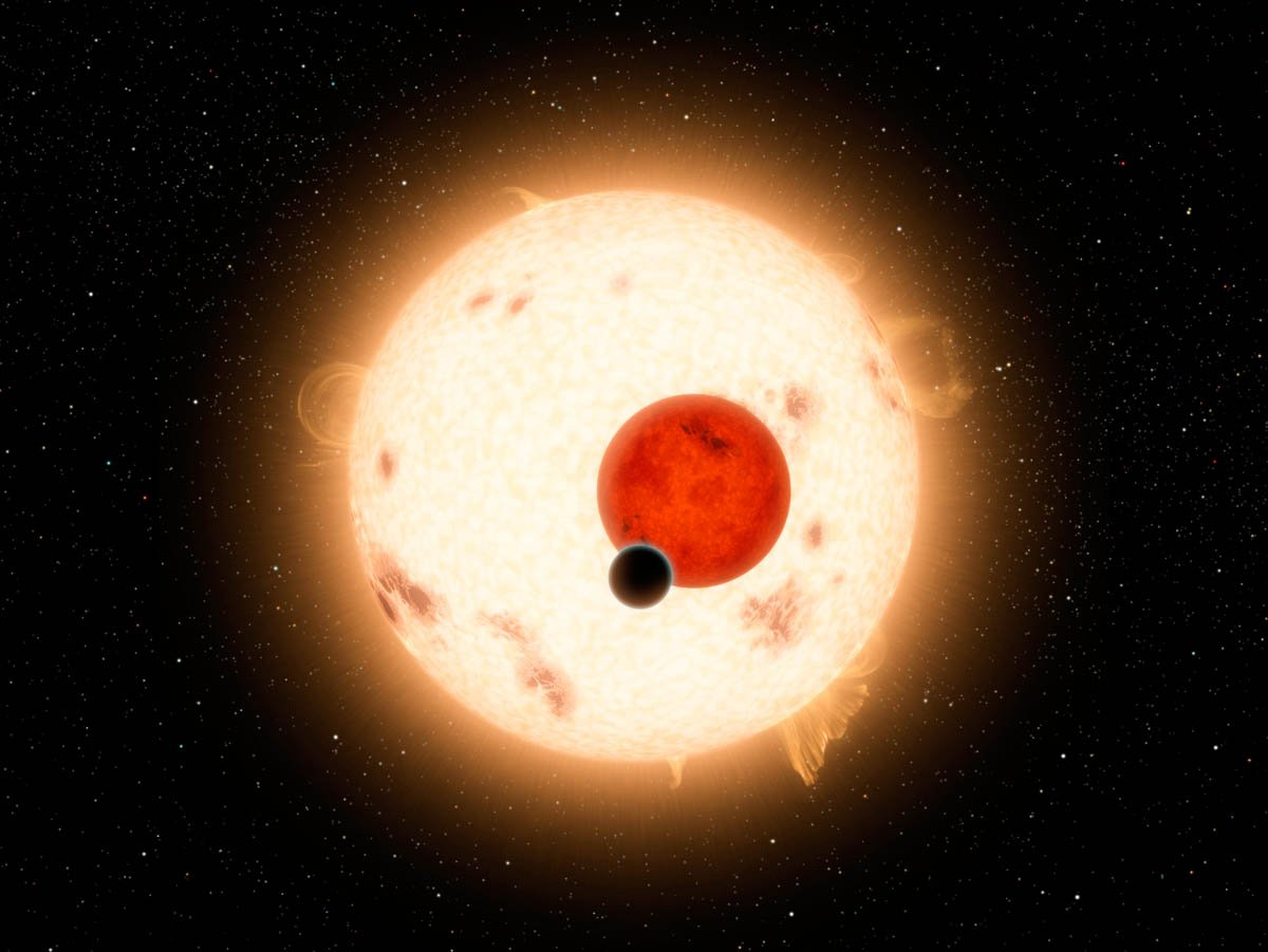 The largest two-sun exoplanet discovered yet. This Jupiter-sized giant has a 1,107 day year! https://t.co/NVKF0FkXxF https://t.co/WH9XSIW0KR