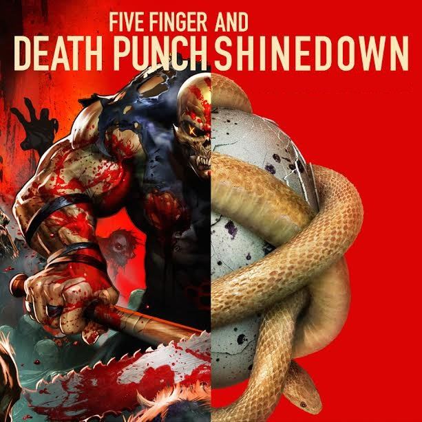 We've got your @FFDP @Shinedown FLOOR tickets + more! Sign up to win: https://t.co/lvWNKY8MBy https://t.co/sXDLSuB6l0