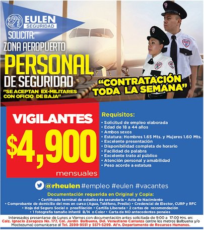 Eulen seguridad on twitter buscandoempleo nosotros for Oficinas eulen