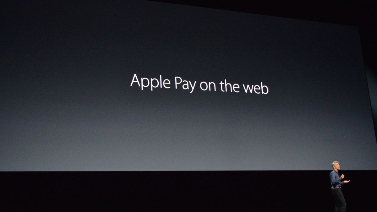 Apple users now can pay with Apple Pay on the web
