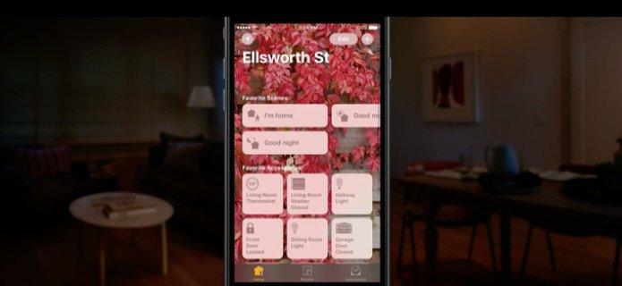 Home Kit หรือ Home สามารถสั่งงานในบ้านแทบจะทุกอย่าง IoT บุกบ้านแล้ว #WWDC16 #WWDCTH https://t.co/52G86P2poS