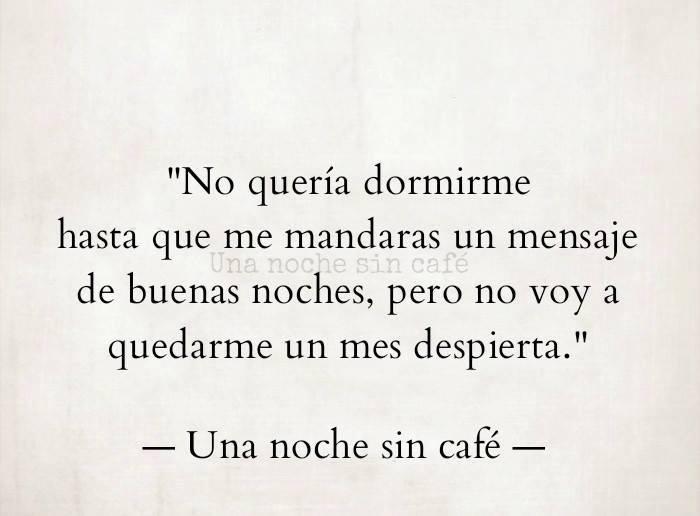 Una Noche Sin Cafe Nochesincafe Twitter