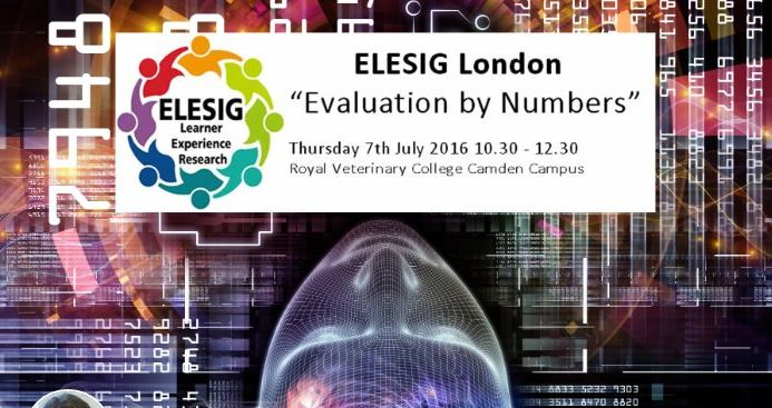Book #ELESIG London event on 'proto-analytics' - individuals' data awareness & capabilities https://t.co/IPvZwT0wM1 https://t.co/pXPaTGKaN6