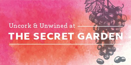 Join us at our exclusive #speciallysourced wine event on 23/06 at a secret garden in Dublin. RT to enter +18 only. https://t.co/mLoSYyTlvh