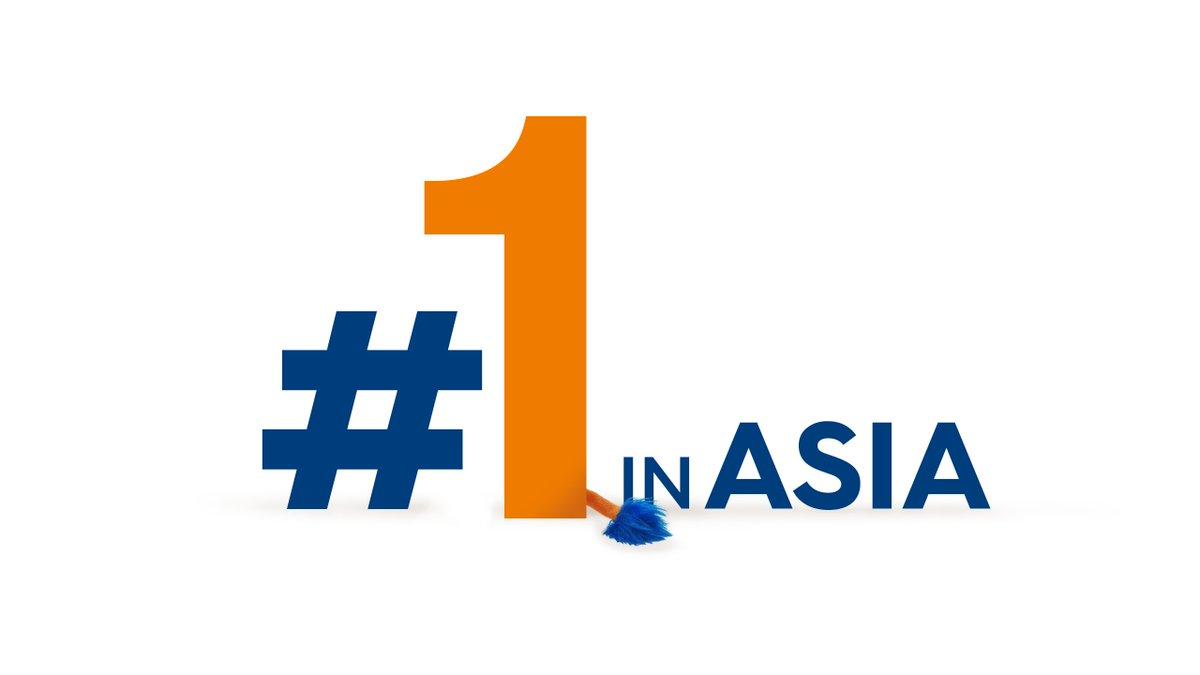 We're 1st in Asia in the QS @worlduniranking! https://t.co/cS6dormBwP #NUSGlobal #NUSBeyond #QSWUR https://t.co/scu4DSi0Uk