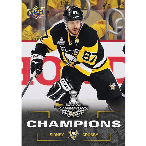 UD to release a special @NHL Stanley Cup Champions set for the @penguins: https://t.co/NERwCzObTG #BecauseItsTheCup https://t.co/LFyYNtf6Bq
