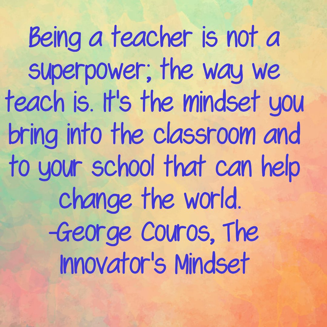 theinnovatorsmindset hashtag on Twitter