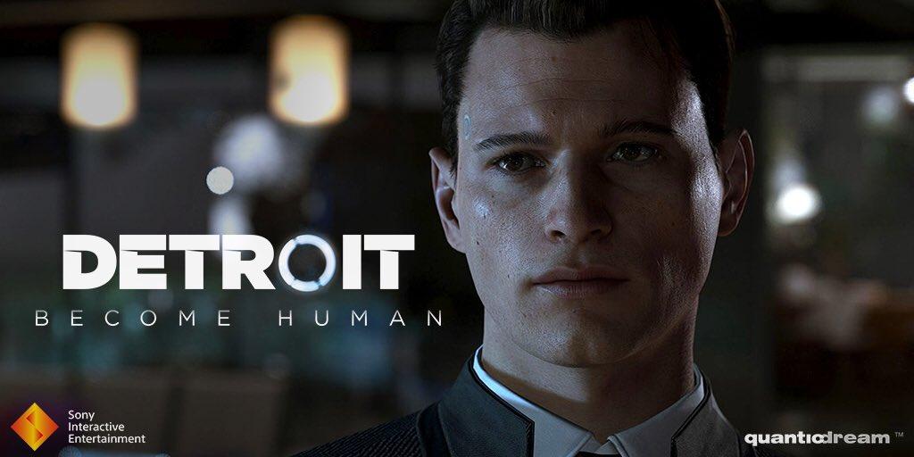 Detroit: Become Human E3 Trailer