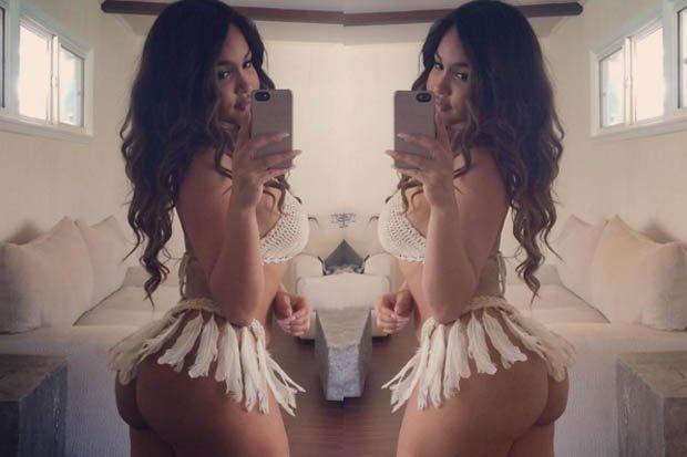 Rosa booty