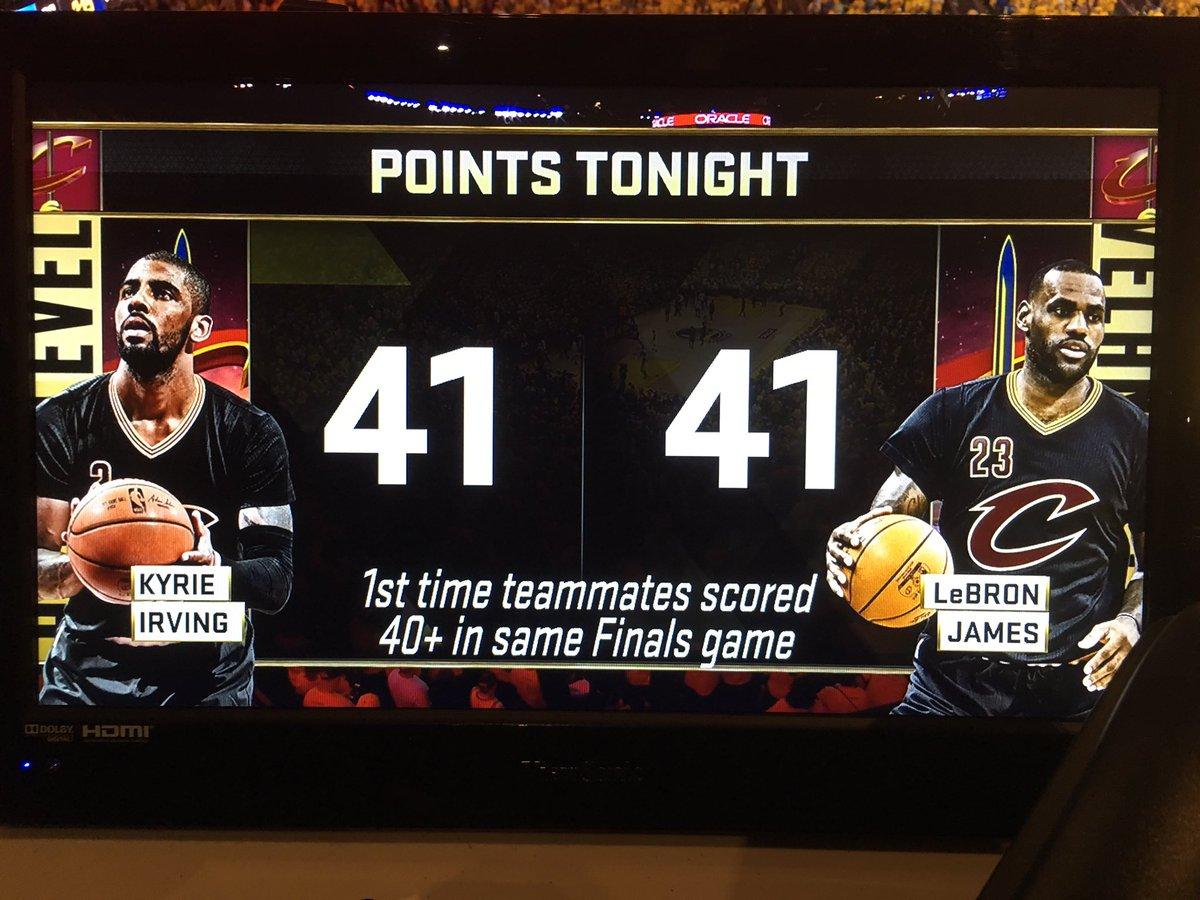 UNBELIEVABLE. #NBAFinals #NBAsaABSCBN https://t.co/dCyOm77vZH