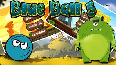 Thumbnail for Blue Ball 5